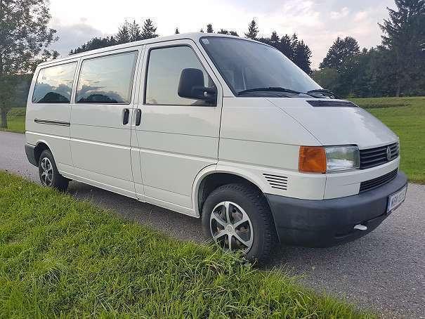 verkauft vw transporter transporter t5 gebraucht 2003 km in hainfeld. Black Bedroom Furniture Sets. Home Design Ideas