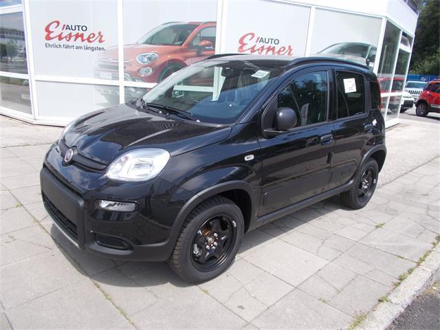 gebraucht wild fiat panda 4x4 2017 km 8 in autouncle. Black Bedroom Furniture Sets. Home Design Ideas