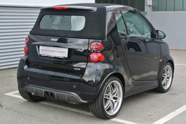 verkauft smart fortwo cabrio cabrio br gebraucht 2011 km in gablitz. Black Bedroom Furniture Sets. Home Design Ideas