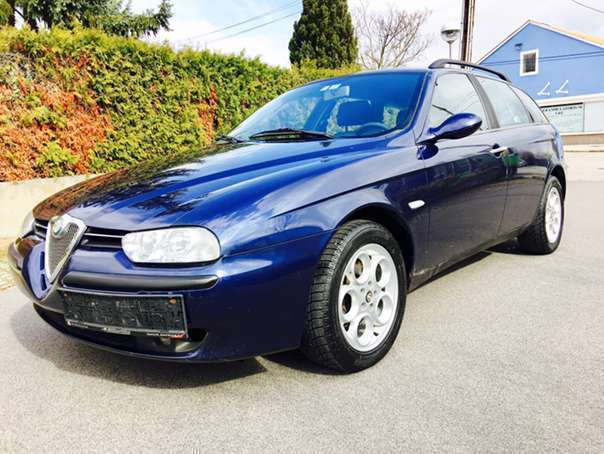 verkauft alfa romeo 156 sw 1 9 jtd 105 gebraucht 2000 km in wien. Black Bedroom Furniture Sets. Home Design Ideas