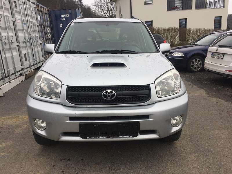 verkauft toyota rav4 festpreis suv gebraucht 2005 km in feldbach. Black Bedroom Furniture Sets. Home Design Ideas