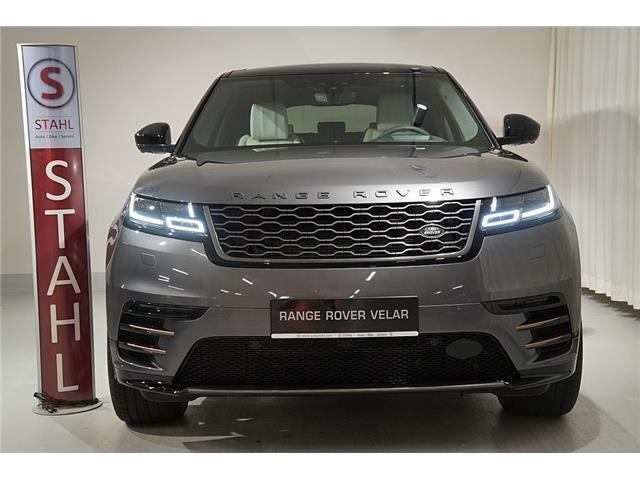 verkauft land rover range rover velar gebraucht 2017 4. Black Bedroom Furniture Sets. Home Design Ideas