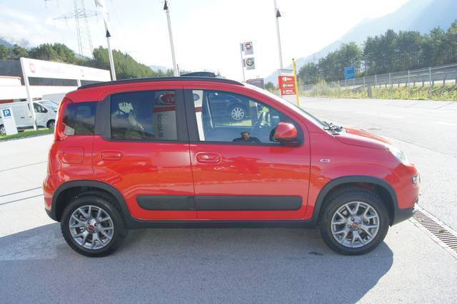 verkauft fiat panda 4x4 twinair turbo gebraucht 2017 10 km in roppen. Black Bedroom Furniture Sets. Home Design Ideas