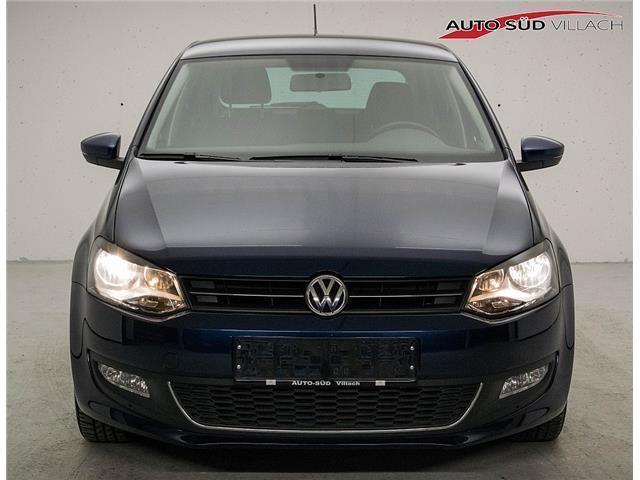 verkauft vw polo highline 1 6 tdi dpf gebraucht 2011. Black Bedroom Furniture Sets. Home Design Ideas