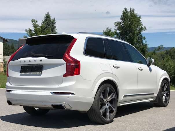 verkauft volvo xc90 phev t8 twin engin gebraucht 2016 km in graz. Black Bedroom Furniture Sets. Home Design Ideas