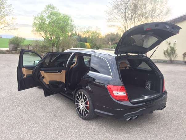 gebraucht amg t avantgarde a edition plus aut mercedes c63 amg 2012 km in peuerbach. Black Bedroom Furniture Sets. Home Design Ideas