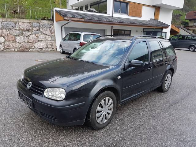 verkauft vw golf iv variant iv comfort gebraucht 2002 km in g tzis. Black Bedroom Furniture Sets. Home Design Ideas