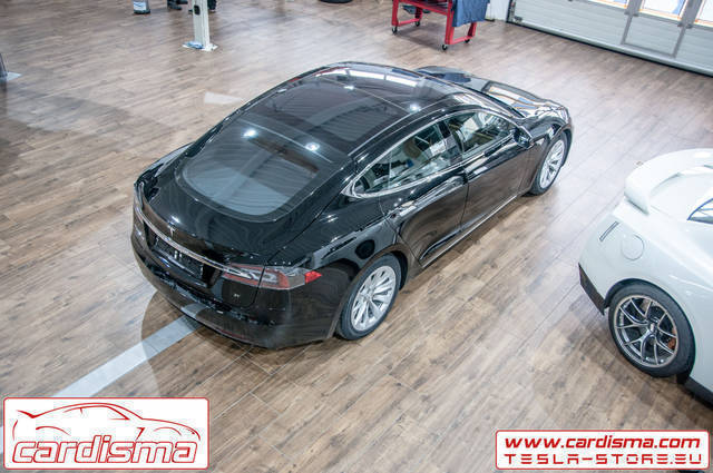 verkauft tesla model s 75 neuwagen gebraucht 2016 50 km. Black Bedroom Furniture Sets. Home Design Ideas