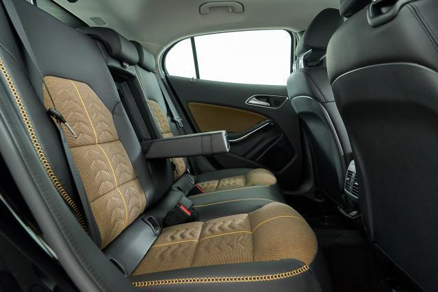verkauft mercedes gla200 gla 200 d gebraucht 2017 100 km in wien. Black Bedroom Furniture Sets. Home Design Ideas