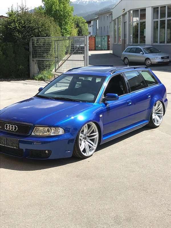 Verkauft Audi A4 Rs4 B5 Kombi Family Gebraucht 2001 210000 Km