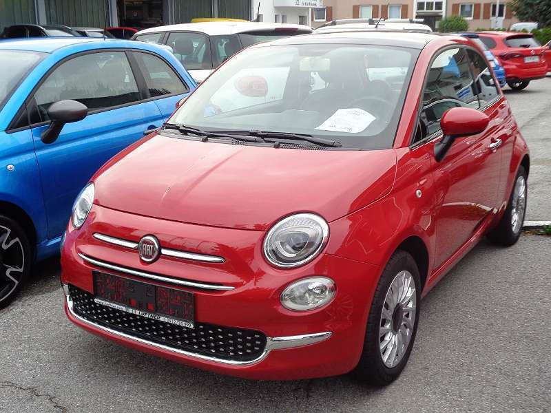 Gebraucht 2016 Fiat 500 1.2 Benzin 69 PS (€ 7.990) | 6063