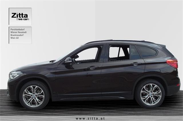gebraucht sdrive18d bmw x1 2016 km in salzburg autouncle. Black Bedroom Furniture Sets. Home Design Ideas