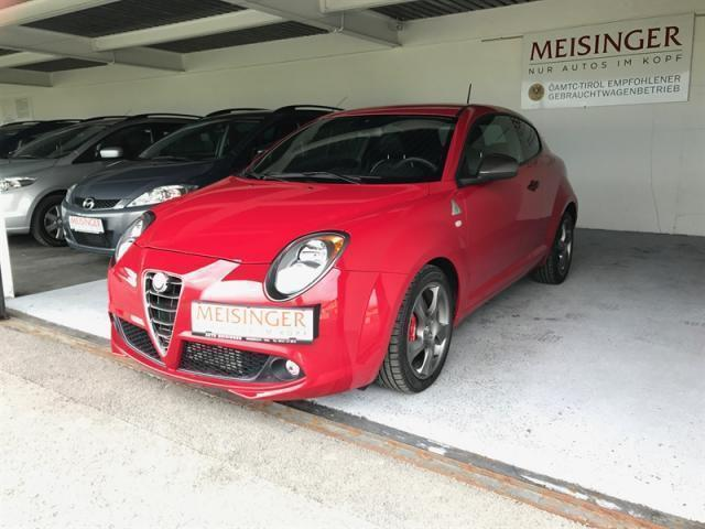 verkauft alfa romeo mito mito alfa1 4 gebraucht 2014 km in v ls innsbruck. Black Bedroom Furniture Sets. Home Design Ideas