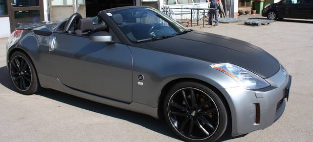 gebraucht roadster nissan 350z 2005 km in sierndorf. Black Bedroom Furniture Sets. Home Design Ideas