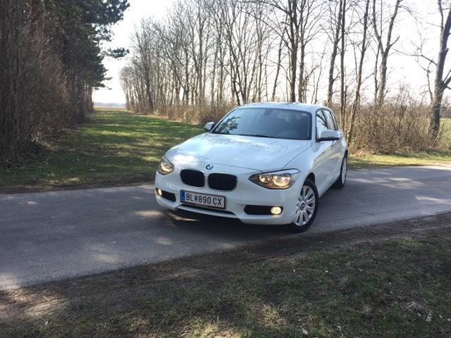 gebraucht 1er sport line bmw 116 2013 km in schwadorf. Black Bedroom Furniture Sets. Home Design Ideas