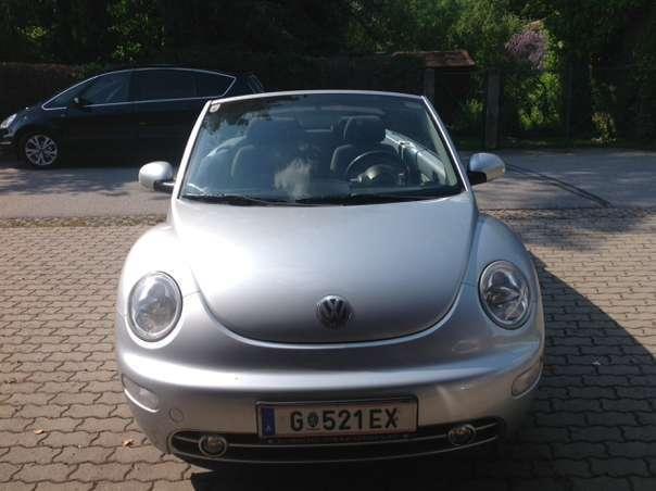 verkauft vw beetle beetle newcabrio ca gebraucht 2004 km in graz. Black Bedroom Furniture Sets. Home Design Ideas