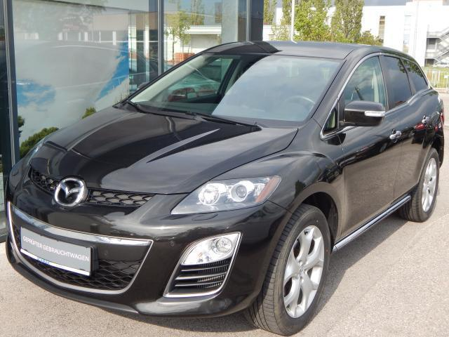 verkauft mazda cx 7 cd173 revolution t gebraucht 2010 km in st p lten. Black Bedroom Furniture Sets. Home Design Ideas