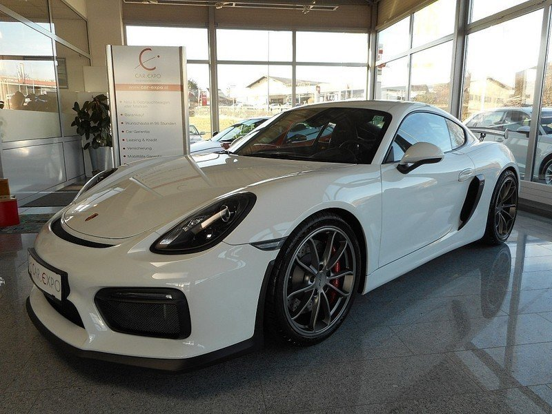 gebraucht 3 8 porsche cayman gt4 2016 km in hartberg. Black Bedroom Furniture Sets. Home Design Ideas