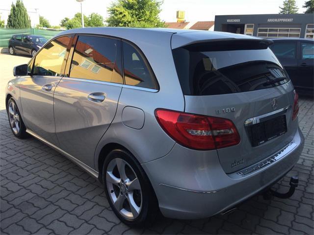 Verkauft mercedes b180 b klassecdi blu gebraucht 2013 for Auto stockerau