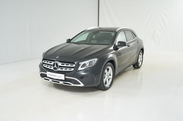 verkauft mercedes gla200 d gebraucht 2017 100 km in wien autouncle. Black Bedroom Furniture Sets. Home Design Ideas