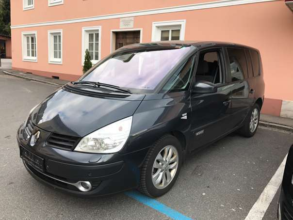 verkauft renault espace business 2 0 d gebraucht 2007 km in klagenfurt land. Black Bedroom Furniture Sets. Home Design Ideas