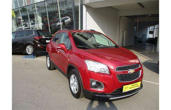 verkauft chevrolet trax 1 7 td eco lt gebraucht 2013 km in graz. Black Bedroom Furniture Sets. Home Design Ideas