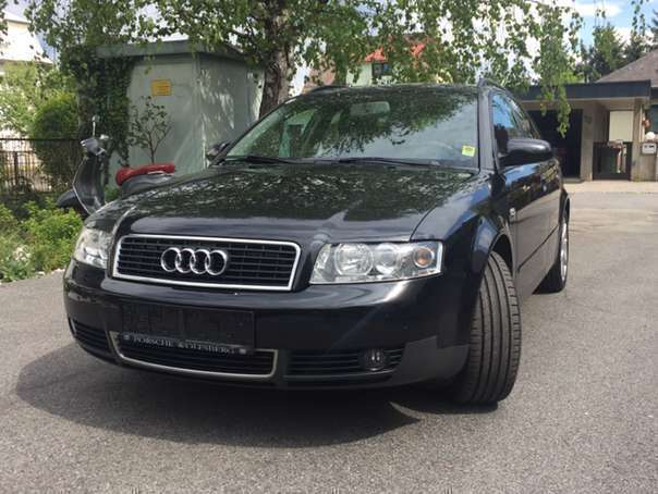 verkauft audi a4 1 9 tdi kombi gebraucht 2004 km in villach. Black Bedroom Furniture Sets. Home Design Ideas