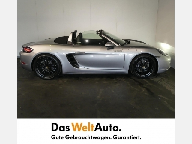gebraucht boxster porsche 718 2017 km in wien autouncle. Black Bedroom Furniture Sets. Home Design Ideas