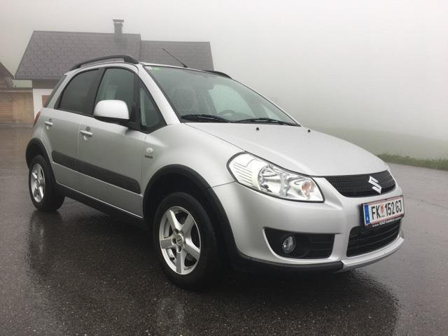 verkauft suzuki sx4 1 9 gl ddis 4wd gebraucht 2007 km in schlins. Black Bedroom Furniture Sets. Home Design Ideas