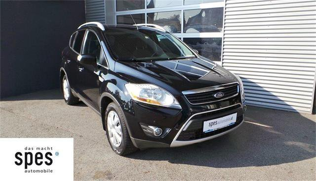 verkauft ford kuga trend 4wd gebraucht 2009 km. Black Bedroom Furniture Sets. Home Design Ideas