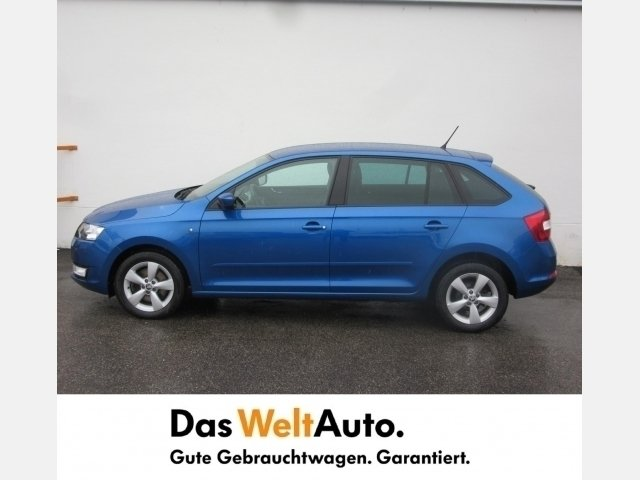 gebraucht elegance tdi dsg skoda rapid spaceback 2014 km in kapfenberg. Black Bedroom Furniture Sets. Home Design Ideas