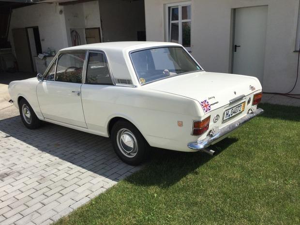 Gebraucht Ford Cortina  Gt
