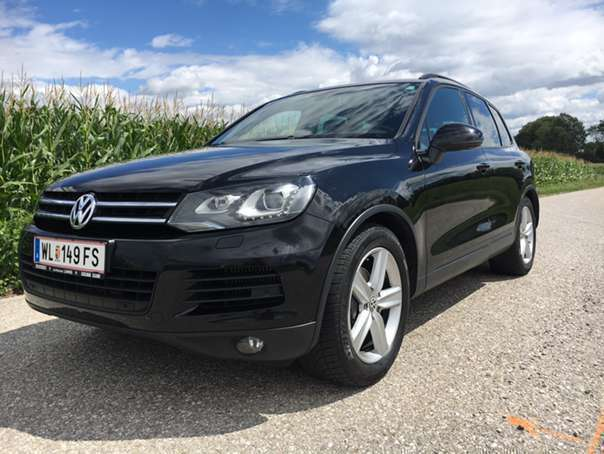 verkauft vw touareg v6 tdi bmt 4motion gebraucht 2010 km in offenhausen. Black Bedroom Furniture Sets. Home Design Ideas