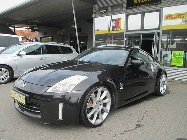 verkauft nissan 350z premium pack 20 gebraucht 2006 km in mureck. Black Bedroom Furniture Sets. Home Design Ideas