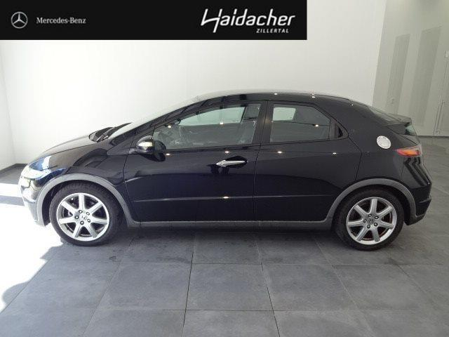 verkauft honda civic 2 2 i ctdi sport gebraucht 2007 km in zell am ziller. Black Bedroom Furniture Sets. Home Design Ideas