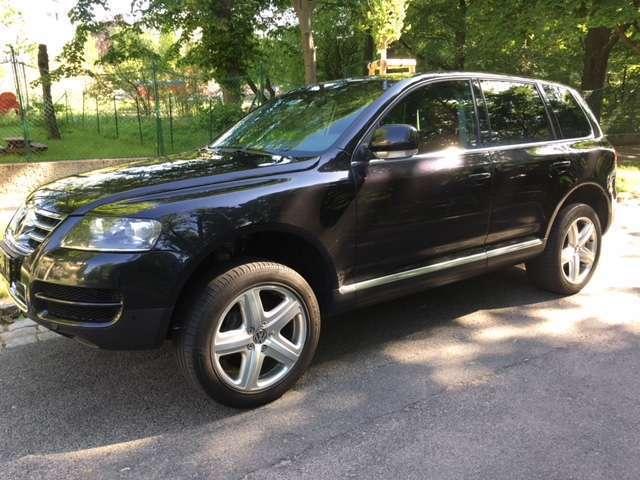 Verkauft Vw Touareg 30 V6 Tdi Suv G Gebraucht 2006 215000 Km