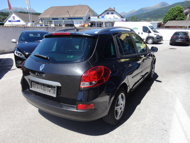 verkauft renault clio grandtour 20th 1 gebraucht 2010 km in tamsweg. Black Bedroom Furniture Sets. Home Design Ideas
