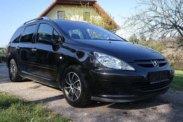 verkauft peugeot 307 sw hdi 110 turb gebraucht 2005 km in voitsberg. Black Bedroom Furniture Sets. Home Design Ideas