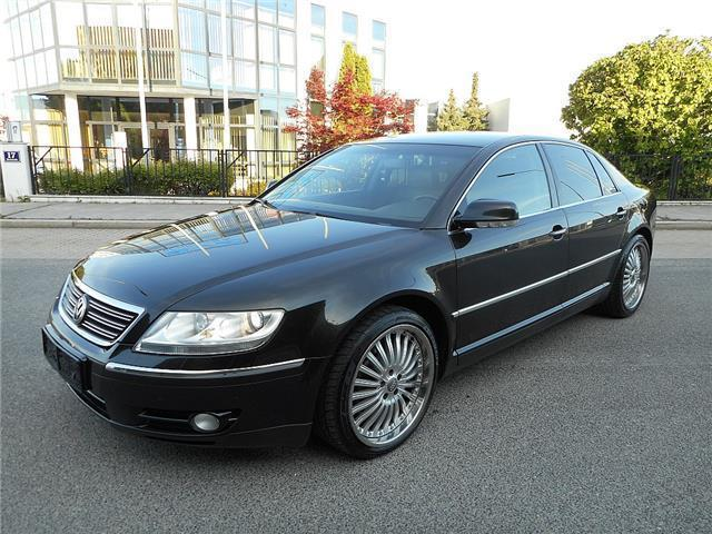 verkauft vw phaeton v6 tdi 4motion lim gebraucht 2005 km in wien. Black Bedroom Furniture Sets. Home Design Ideas