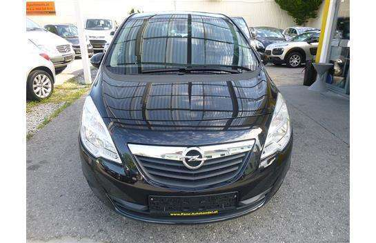 verkauft opel meriva 1 7 cdti cosmo dp gebraucht 2011 km in wien. Black Bedroom Furniture Sets. Home Design Ideas