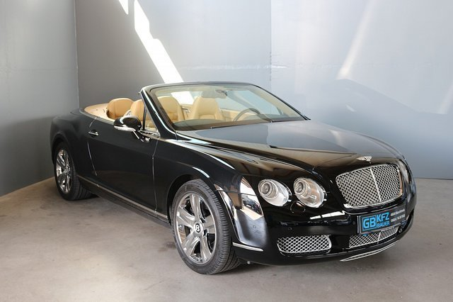 verkauft bentley continental gt cabrio gebraucht 2007 km in marchtrenk. Black Bedroom Furniture Sets. Home Design Ideas