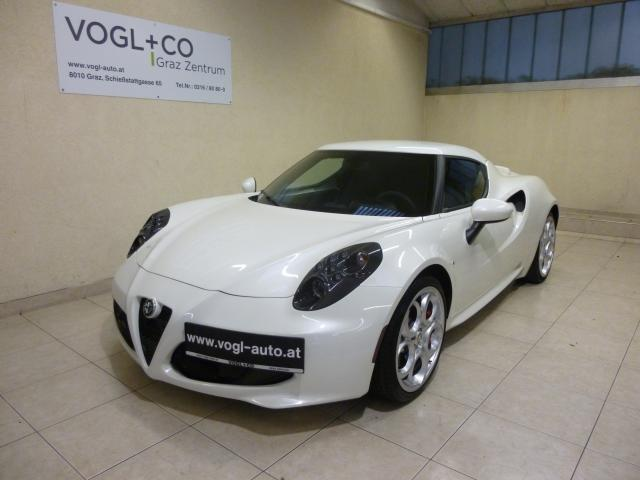 22 gebrauchte alfa romeo 4c alfa romeo 4c gebrauchtwagen. Black Bedroom Furniture Sets. Home Design Ideas