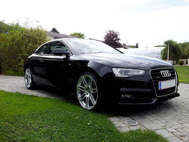 verkauft audi a5 coupe 3 0 tdi quattro gebraucht 2012. Black Bedroom Furniture Sets. Home Design Ideas