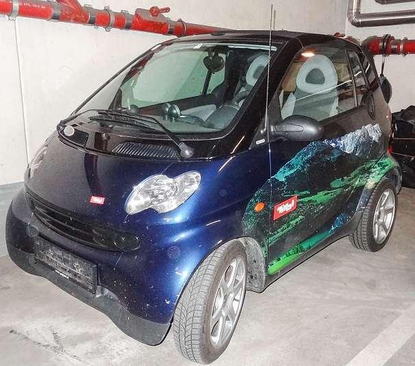 verkauft smart fortwo cabrio roadste gebraucht 2005. Black Bedroom Furniture Sets. Home Design Ideas