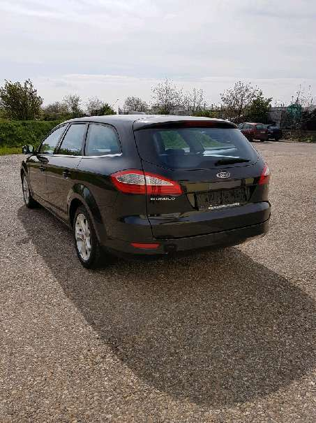 verkauft ford mondeo 2 0 tdci titani gebraucht 2009 km in korneuburg. Black Bedroom Furniture Sets. Home Design Ideas