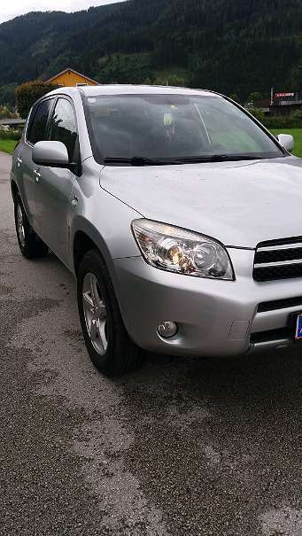 verkauft toyota rav4 suv offroad gebraucht 2008 km in trieben. Black Bedroom Furniture Sets. Home Design Ideas