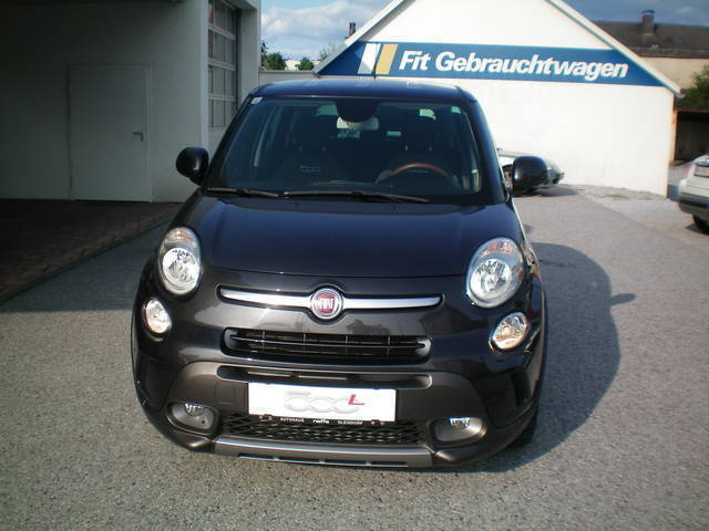 verkauft fiat 500l trekking 1 6 mjet i gebraucht 2013 km in gleisdorf. Black Bedroom Furniture Sets. Home Design Ideas