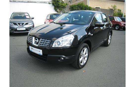 verkauft nissan qashqai acenta allrad gebraucht 2009 km in graz. Black Bedroom Furniture Sets. Home Design Ideas