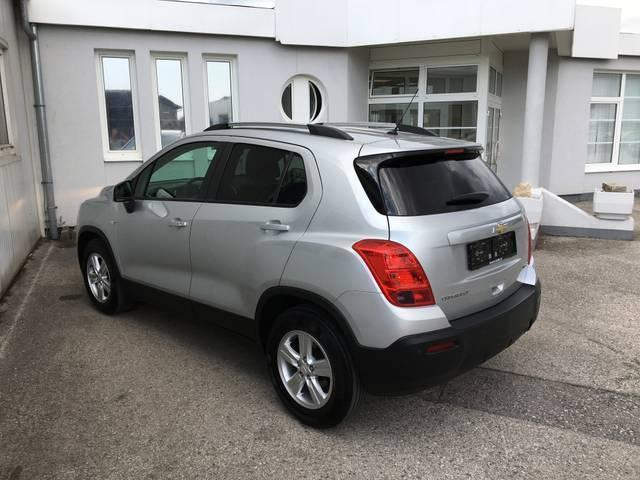verkauft chevrolet trax 1 4 lt gebraucht 2014 km in traiskirchen. Black Bedroom Furniture Sets. Home Design Ideas