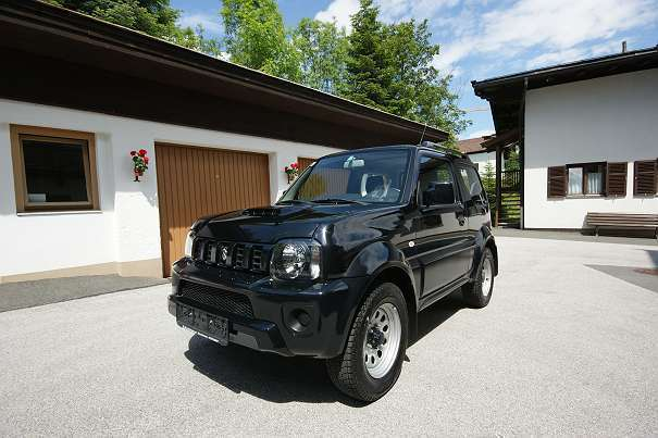 verkauft suzuki jimny 1 3 vx l2 specia gebraucht 2014 km in going am wilden k. Black Bedroom Furniture Sets. Home Design Ideas